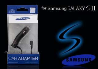 Micro USB Car Charger Brand New in Box for Galaxy S II i9100 S2