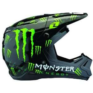 One Industries Gamma Monster Helmet   X Large/Black Automotive