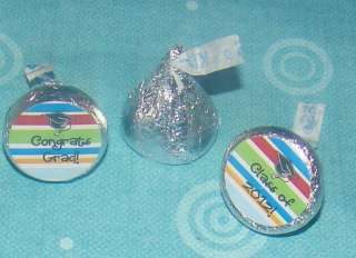 Hershey KISS Wrapper Fun Party Favor Candy Bar Decoration Label