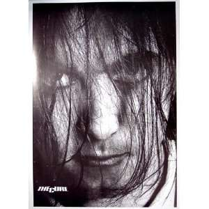 THE Cure Robert Smith Portrait Close up 25x35 Poster
