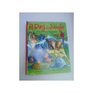 A Day in the Jungle (An Eye Catching Pop up Book