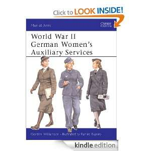 World War II German Womens Auxiliary Services (Men at arms) Gordon