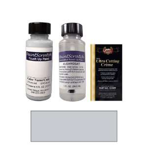 1 Oz. Silver Metallic Paint Bottle Kit for 2005 Kia