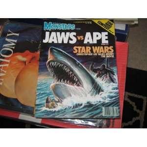 Famous Monsters Magazine #146 (Jaws vs Ape , Star Wars