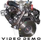 1994 FORD 7.3 L TURBO DIESEL IDI COMPLETE ENGINE RUNS GREAT WATCH IT