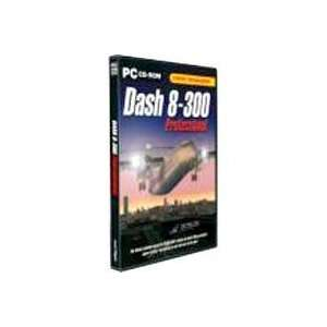 Dash 8 300 Professional Add On: Software