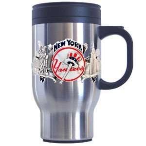 MLB Travel Mug   New York Yankees