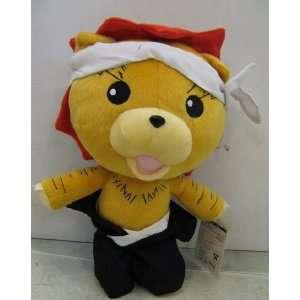 Bleach Kon Cosplay Renji 14 inch Plush (Closeout Price)  Toys