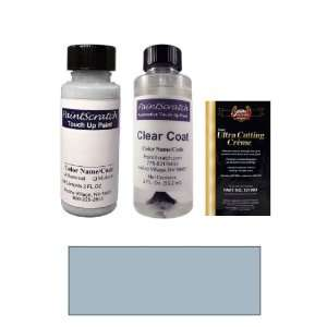 Metallic Paint Bottle Kit for 2002 Saturn SL1 (42/WA725H): Automotive