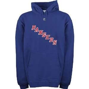 Reebok New York Rangers Primary Logo Hooded Sweatshirt   New