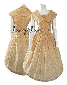 New Vintage elegant Rockabilly removable pinup dress