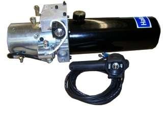 JSB Haldex 12 volt Hydraulic pickup hay bale spear pump