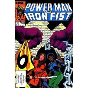 Power Man & Iron Fist (1974) #101 Books