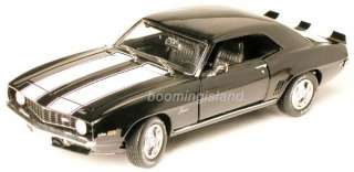 24 Diecast 1969 Chevy Camaro SS396 Z28 New