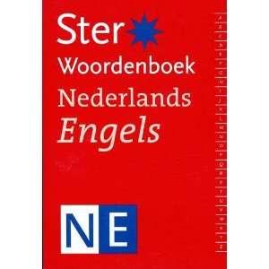 Dutch English Star Dictionary (English and Dutch Edition