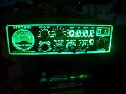 STRYKER SR 447HPC 10 METER HAM RADIO,LOUD & POWERFUL!!!