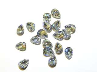Tear Drop Rhinestones Gorgeous 18 count