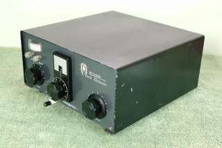 Murch UT 2000 2k High Power Roller HAM Radio Antenna Tuner