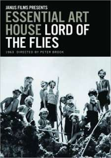 Lord of the Flies   Essential Art House Edition (DVD)