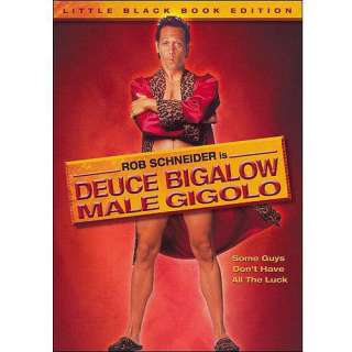 Deuce Bigalow Male Gigolo (Little Black Book Edition) Movies