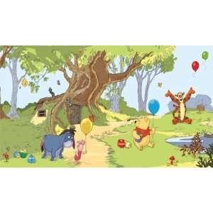 Winnie the Pooh & Friends Mural