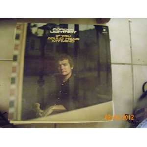 Gordon Lightfoot If You Could Read My Mind (Vinyl Record)