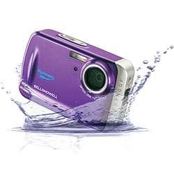 Bell + Howell SPLASH 12MP Waterproof Digital Camera/ 2GB SD Card