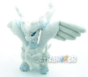RESHIRAM Pokemon BW Soft Plush Doll Rare/PC1428