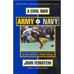 Civil War Army vs. Navy   A Year Inside College Footballs Purest