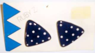Ruby Z (San Francisco) Ceramic Pierced Earrings Sets   21 Different
