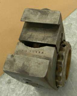 HORIZONTAL MILLING MACHINE ARBOR SUPPORT with DOVETAIL |