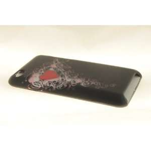 Apple iPod Touch 4 Hard Case Cover for Heart Everything