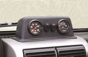 JEEP DASH MOUNT GAUGE SWITCH POD FOR ALL TJ WRANGLER