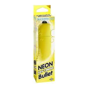 Bundle Neon Luv Touch Bullet Yellow And Pjur Original Body