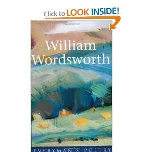 Poetry) (9780460879460): William Wordsworth, Stephen Logan: Books