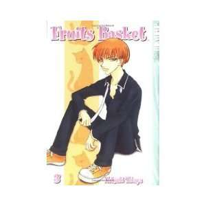 Fruits Basket, Vol. 3 (Paperback): Natsuki Takaya (Author