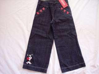 NWT Girls Gymboree Poppy dog shirt & jeans ~ 2 2T 3 3T