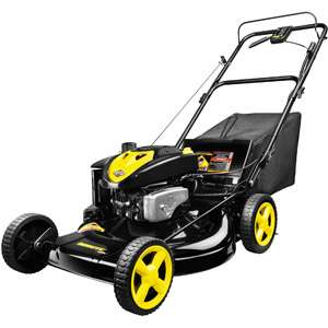 Side Discharge Rear Wheel Drive Electric Start Gas Powered Lawn Mower