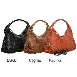 Carlos Santana Womens Bliss Shoulder Bag