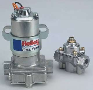 Holley Blue Electric Fuel Pump 12 802 1
