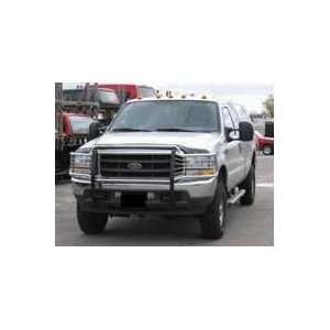 99 05 Ford F250 Superduty S/s Front Brush Grille Guard