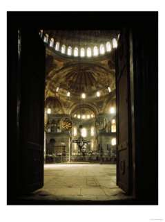 Hagia Sophia, Church and Mosque, Now Museum Giclee Print at AllPosters
