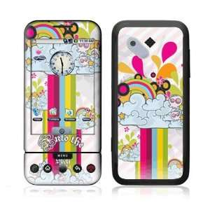 In The Sky Decorative Skin Cover Decal Sticker for HTC T Mobile Google