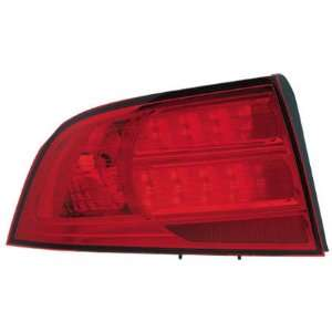 Acura on 04 05 Acura Tl Left Tail Light Driver  2004 04 2005 05  33551sepa01