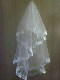 Styles Different Style Wedding Bridal Veil White/Ivory