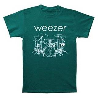 Weezer   T shirts   Band Clothing