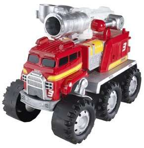 Matchbox Smokey The Fire Truck Car Vehicles Toy Boys Kids Race Child