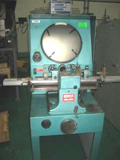 Genx Model 4316 14 Optical Comparators