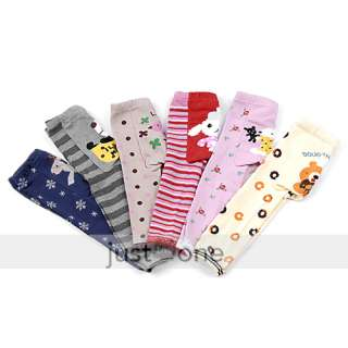 Lot 6 pcs Toddler Boys Girls Baby Leggings Socks Pants