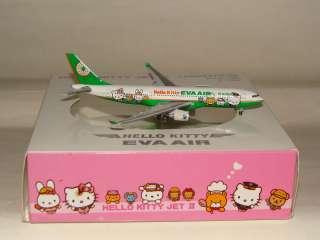Herpa Wings 500 Eva Air A330 200 Hello Kitty